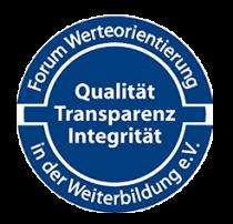 Das Forum Werteorientierung in der Weiterbildung e.V. setzt auf die freiwillige Einhaltung bestimmter ethischer Standards für Weiterbilder.